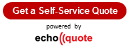 Get a self-service price quote - powered by EchoQuote